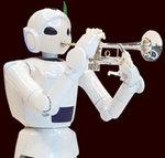 ゴール裏に欲しい白いロボット…