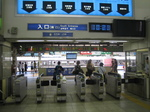 広島駅は入り口と出口が完全分離…