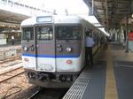 糸崎行き普通列車…