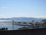 島が見えます…