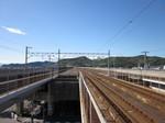 瀬戸大橋方面を見る…