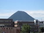 讃岐富士(飯野山)が…
